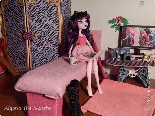 Дело было вечером, делать было нечего. Вчера у Хоулин был День рождения и она получила замечательные подарки. Клод и Клодия подарили сестре комплект украшений из жемчуга, а Клодин сшила для неё красивое платье. Я подарила ей шкатулку для украшений. фото 9