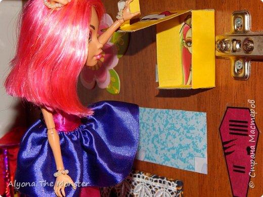 Дело было вечером, делать было нечего. Вчера у Хоулин был День рождения и она получила замечательные подарки. Клод и Клодия подарили сестре комплект украшений из жемчуга, а Клодин сшила для неё красивое платье. Я подарила ей шкатулку для украшений. фото 4