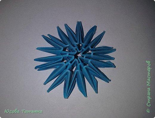 """Основу сервиза собирала по спирали (подробный способ сборки """"спираль"""" я описала в этом МК http://stranamasterov.ru/node/938113, а крышки, блюдце, ручки и ложку - в обычной технике модульного оригами. фото 27"""