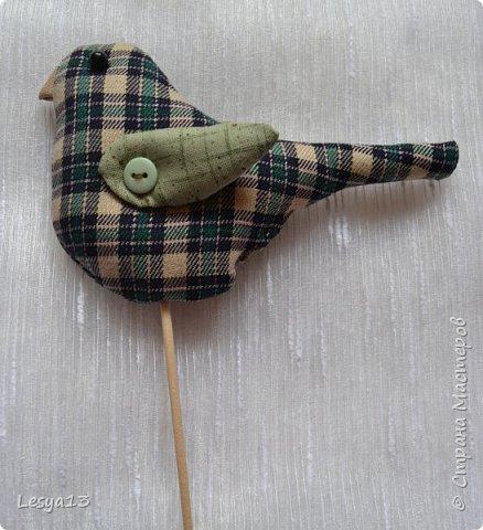 Привет всем! Добро пожаловать на мастер-класс по шитью птичек-тильд, очень милых и очаровательных созданий ) Шьются они очень легко, просто и быстро. Автор таких птичек - норвежский дизайнер Тони Финангер — создательница куклы Тильда. фото 11