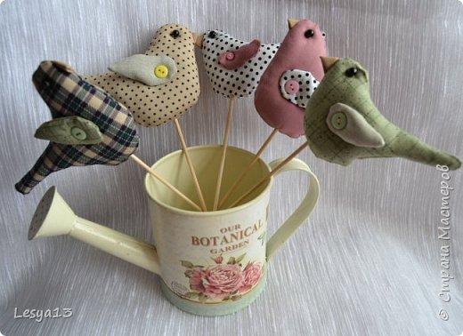 Привет всем! Добро пожаловать на мастер-класс по шитью птичек-тильд, очень милых и очаровательных созданий ) Шьются они очень легко, просто и быстро. Автор таких птичек - норвежский дизайнер Тони Финангер — создательница куклы Тильда. фото 13