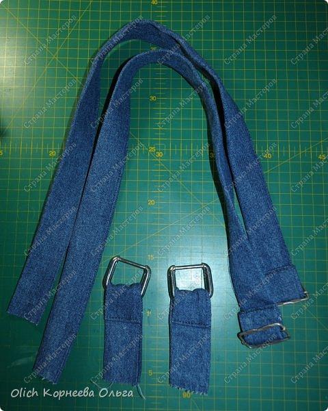 Здравствуйте. Сегодня расскажу и покажу, как я шила этот забавный джинсовый рюкзак в виде совы. Джинсовая ткань прочная, универсальная, не маркая, а забавная сова не оставит равнодушным ни взрослого, ни ребенка. фото 23