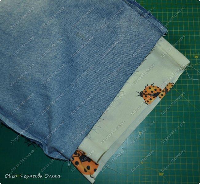 Здравствуйте. Сегодня расскажу и покажу, как я шила этот забавный джинсовый рюкзак в виде совы. Джинсовая ткань прочная, универсальная, не маркая, а забавная сова не оставит равнодушным ни взрослого, ни ребенка. фото 31