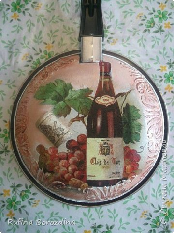 сковородочки к давно прошедшему женскому дню)) фото 3