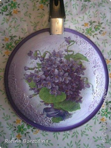 сковородочки к давно прошедшему женскому дню)) фото 5