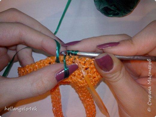 мастер класс вязания мочалок для начинающих авторе Лорен