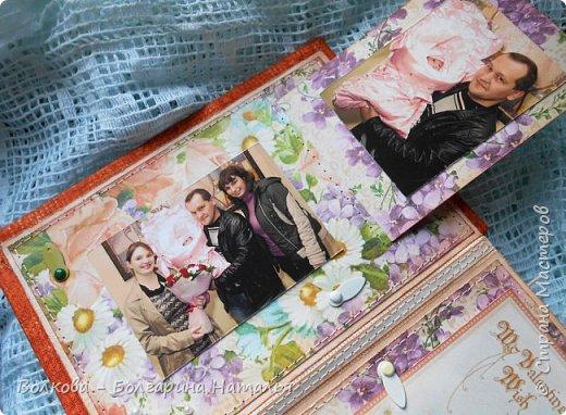 """Привет всем! Эх, запоздала в этот раз с альбомом-портфелем по 2-му этапу СП Нади Лифы """"I Love Graphic 45!"""". Как-то так повелось, что все альбомы этого проекта я делаю в подарок  (да-да, 3-я раскладушка в процессе и тоже скоро отправится в подарок).     Альбом-портфель я делала специально в подарок троюродной сестре, которую видела лет в 9 (!!!!).      фото 12"""