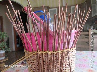 Мастер-класс Поделка изделие Плетение Двойная загибка Трубочки бумажные фото 3