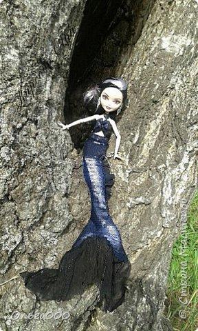 Русалка, костюм для куклы