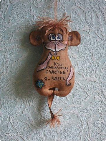 """Да простит меня Надежда Колотьева,(https://stranamasterov.ru/user/101797)  но я ее уже """"прогуглила"""" и сплагиатила)) Уж очень хороши ее обезьянки! Спасибо! фото 2"""