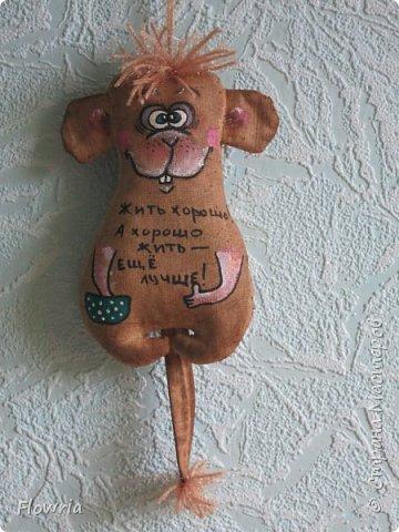 """Да простит меня Надежда Колотьева,(https://stranamasterov.ru/user/101797)  но я ее уже """"прогуглила"""" и сплагиатила)) Уж очень хороши ее обезьянки! Спасибо! фото 1"""
