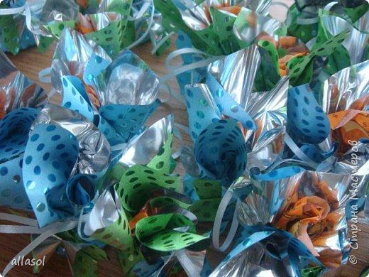 Сумочка для упаковки коробки конфет. фото 23
