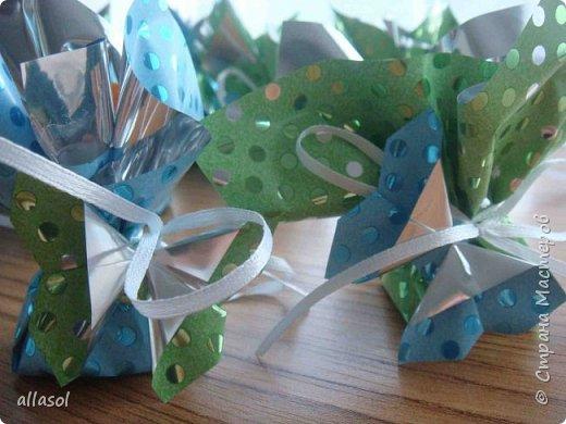 Сумочка для упаковки коробки конфет. фото 24