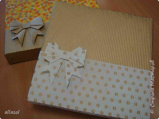 Сумочка для упаковки коробки конфет. фото 3