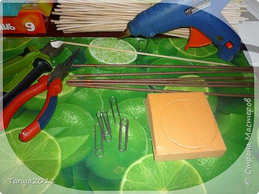 Мастер-класс Поделка изделие Декупаж Моделирование конструирование Плетение Африканочки Вариации на тему Бумажные полосы фото 3