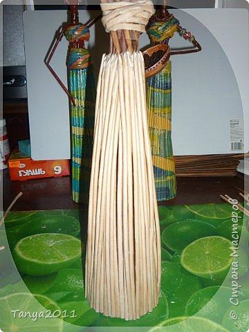 Мастер-класс Поделка изделие Декупаж Моделирование конструирование Плетение Африканочки Вариации на тему Бумажные полосы фото 14