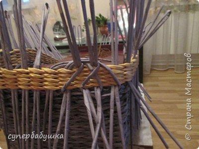 Мастер-класс Плетение Проще простого   Трубочки бумажные фото 3
