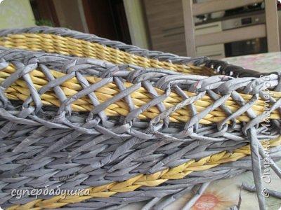 Мастер-класс Плетение Проще простого   Трубочки бумажные фото 6