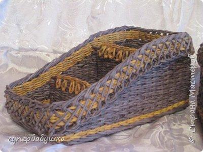Мастер-класс Плетение Проще простого   Трубочки бумажные фото 7