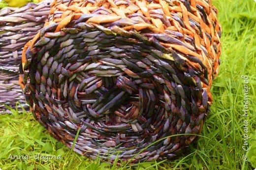 Плетение из офисной бумаги
