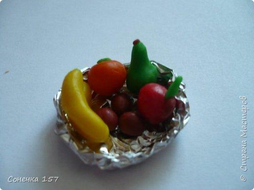 Тарелка с овощами фото 13