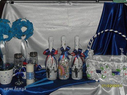 08.08.2015 состоялась свадьба старшего сына. Кое-что для декора свадьбы было сделано своими руками. фото 1