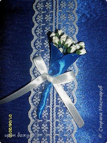 08.08.2015 состоялась свадьба старшего сына. Кое-что для декора свадьбы было сделано своими руками. фото 16