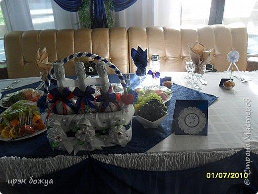 08.08.2015 состоялась свадьба старшего сына. Кое-что для декора свадьбы было сделано своими руками. фото 14