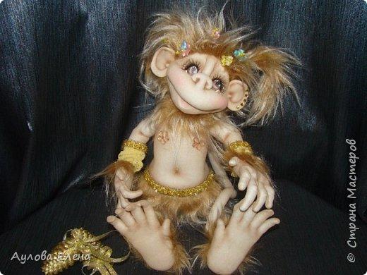 Как сделать обезьянку из капроновых колготок своими руками