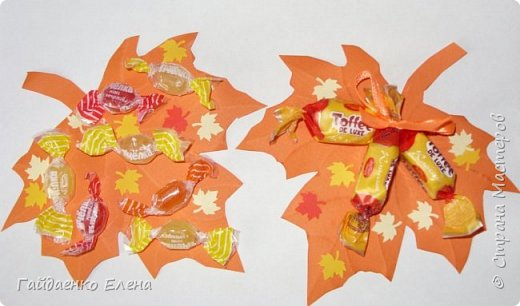 Осень уже на пороге... Листья под ногами ещё не шуршат, но вот-вот... Готовлю осенний сладкий листопад. Описание здесь: http://forum.solnet.ee/viewtopic.php?f=21&p=283#p283