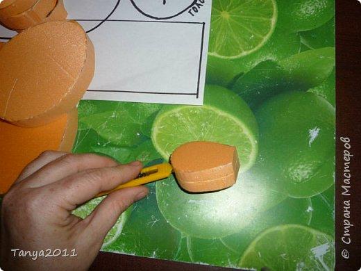 Напомню, как много можно сделать из пеноплекса. Овечка. Подсмотрела . фото 8