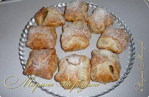 Кулинария Мастер-класс Рецепт кулинарный Пирожные с яблоками Продукты пищевые фото 1