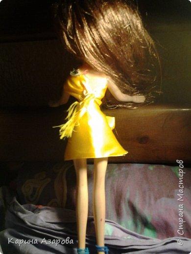 Привет, сегодня я хочу показать два моих платья. Это первое.  фото 4
