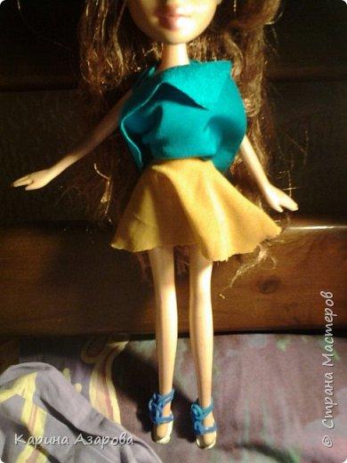 Привет, сегодня я хочу показать два моих платья. Это первое.  фото 7