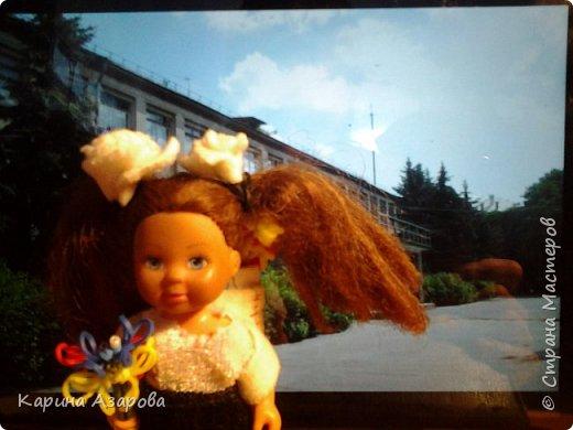 """Всем Привет! Сегодня я  сдаю  работу на конкурс """"Снова в школу"""" (хотя, она первый раз идет в школу)  Это Мария  Малькова , ей 6 лет. фото 1"""