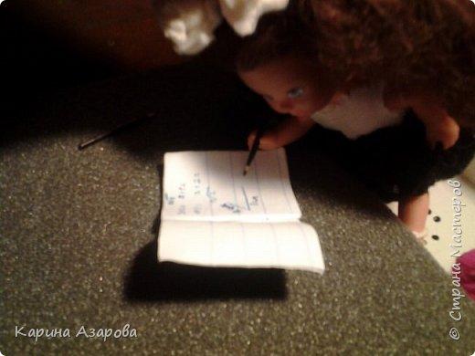 """Всем Привет! Сегодня я  сдаю  работу на конкурс """"Снова в школу"""" (хотя, она первый раз идет в школу)  Это Мария  Малькова , ей 6 лет. фото 5"""