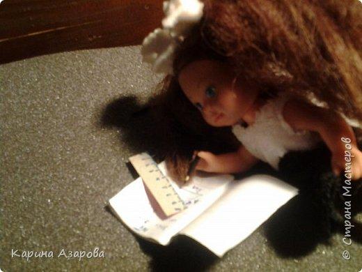 """Всем Привет! Сегодня я  сдаю  работу на конкурс """"Снова в школу"""" (хотя, она первый раз идет в школу)  Это Мария  Малькова , ей 6 лет. фото 6"""