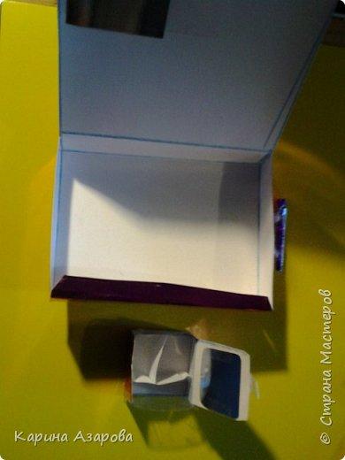 Привет! Сегодня я покажу вам кукольные мелочи Вот это губка, моющие средство и стиральный порошок. фото 5