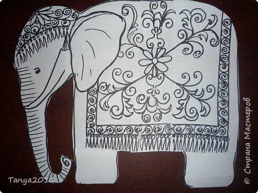 Мастер-класс Поделка изделие Моделирование конструирование Слон-подставка для цветов Часть 1 Делаем форму из пеноплекса  фото 2