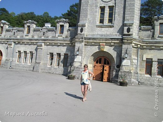 И опять здравствуйте, мои дорогие жители СМ! Ну не утерпела я... Можно я покажу вам каким я впервые увидела Крым? фото 7