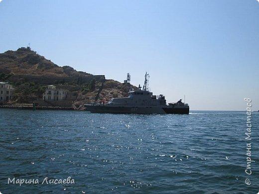 И опять здравствуйте, мои дорогие жители СМ! Ну не утерпела я... Можно я покажу вам каким я впервые увидела Крым? фото 12