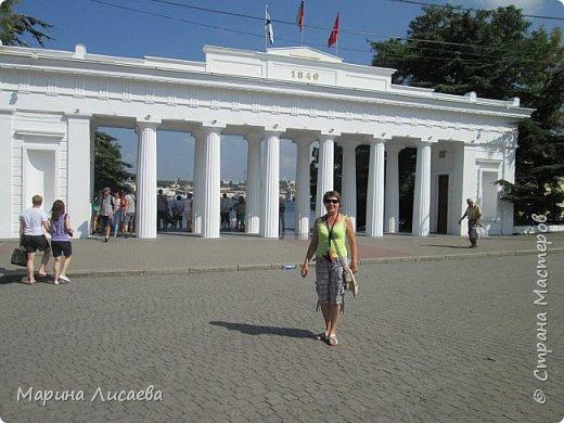 И опять здравствуйте, мои дорогие жители СМ! Ну не утерпела я... Можно я покажу вам каким я впервые увидела Крым? фото 18
