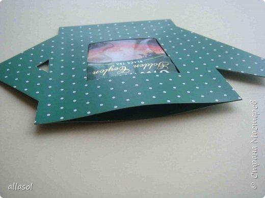 Сделала чайники - сувениры для одного пакета чая. фото 19