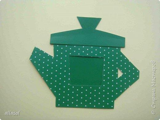 Сделала чайники - сувениры для одного пакета чая. фото 12
