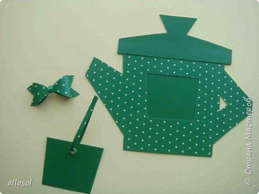 Сделала чайники - сувениры для одного пакета чая. фото 16