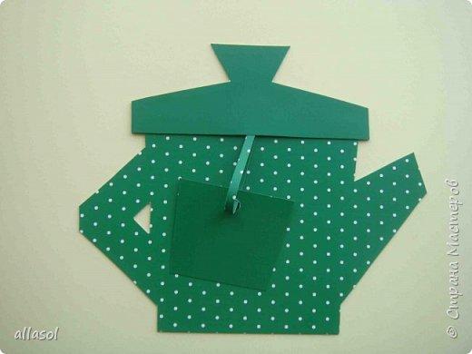 Сделала чайники - сувениры для одного пакета чая. фото 18