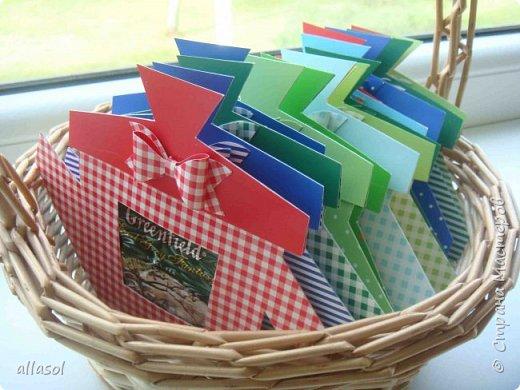 Сделала чайники - сувениры для одного пакета чая. фото 21