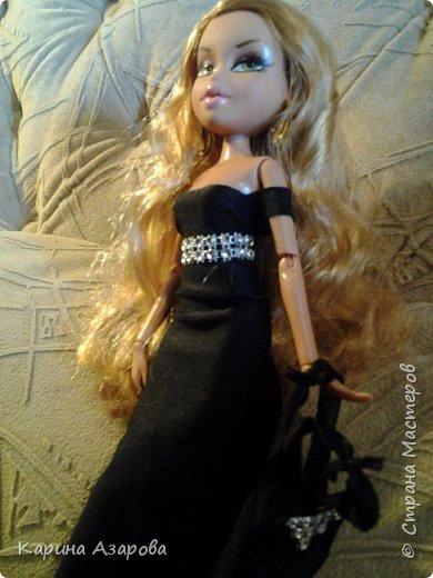 Ф.- Привет! Карина сделала мне платье! Мне очень нравится!  фото 1