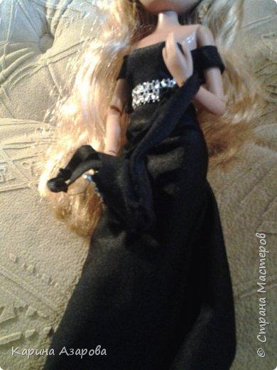 Ф.- Привет! Карина сделала мне платье! Мне очень нравится!  фото 2