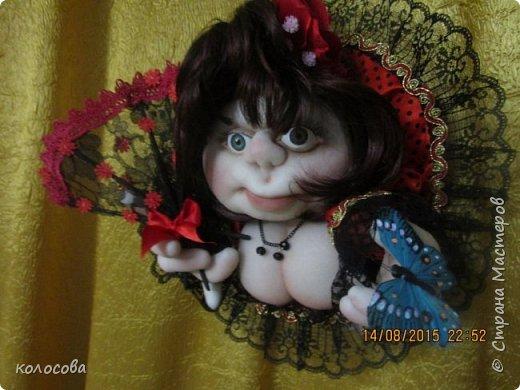 "Куколка на удачу""Кармэн"""